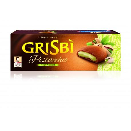 GRISBI' PISTACCHIO  2pz x 30 G VICENZI [4104]