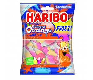 HAPPY ORANGE FRIZZI HARIBO 90 G