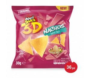 Nachos Classic Gusto Taco Busta 30 g x 36 pz Aperisnack