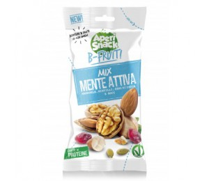Mix Mente Attiva Bustine B-Fruit da 25 g Box 20 pz Aperisnack