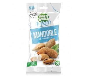 MANDORLE NATURALI 25 g X 20 PZ Bustine B-Fruit da 25 g Box 20 pz Aperisnack