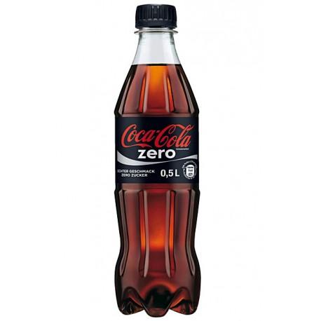 Coca Cola Zero Pet 0,45 L
