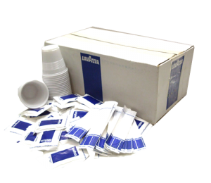 Kit accessori Lavazza 100 pz [18200138]