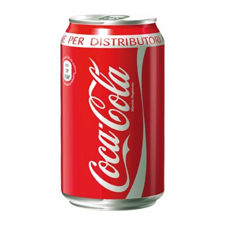 Coca Cola Lattina 33 Cl