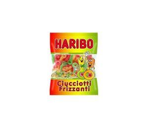 Ciucciotti frizzanti HARIBO 100g