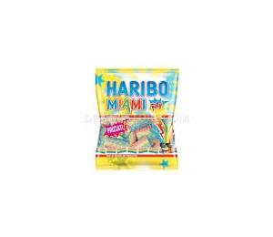 Haribo Miami Frizzi 90 gr.