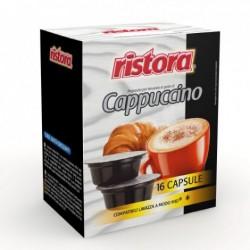 Ristora Cappuccino 8 gr. (A modo Mio) 0117CP62X