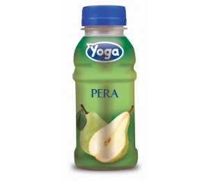 Succo Yoga Pera Pet 25cl