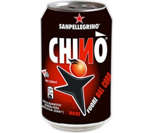 Chino' San Pellegrino Lattina 0,33cl