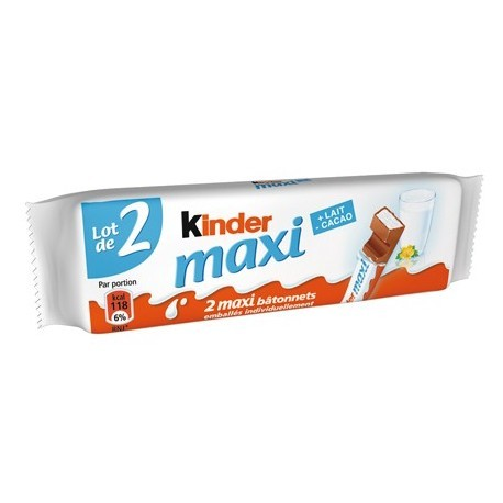 Kinder Maxi (T2) 42 GR.