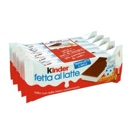 Kinder Fetta Al Latte Ferrero 28 GR