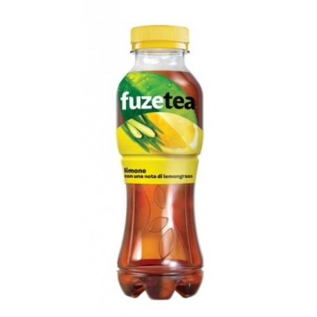 FUZE LEMONGRASS Pet 0,400