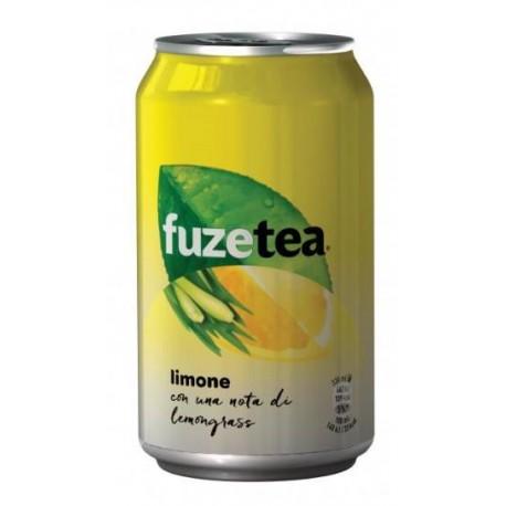 FUZE TEA LEMONGRASS Lattina 0,33 cl