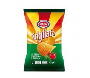 Patatina Rustica Grigliata Pom/Basil. PATA