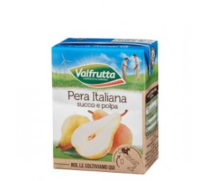 Valfrutta Pera Brick 200ml