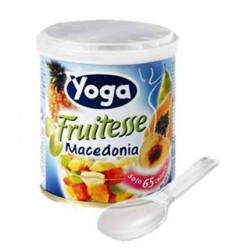 Yoga Macedonia Fruitesse 210 G
