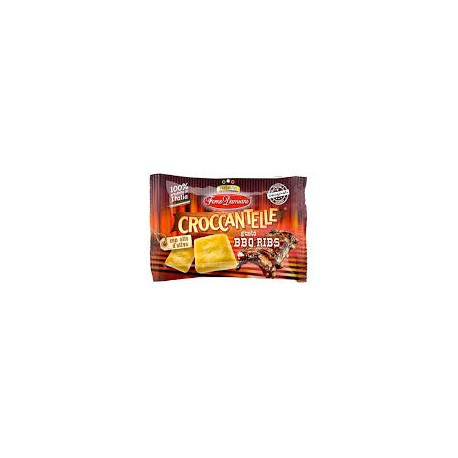 CROCCANTELLE GUSTO BBQ 35G EUROSNACK